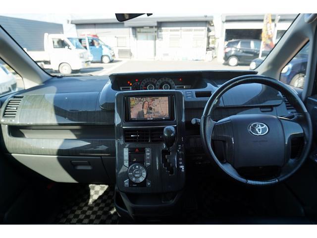 トヨタ ノア X ETC HDDナビTV バックカメラ アルミホイール