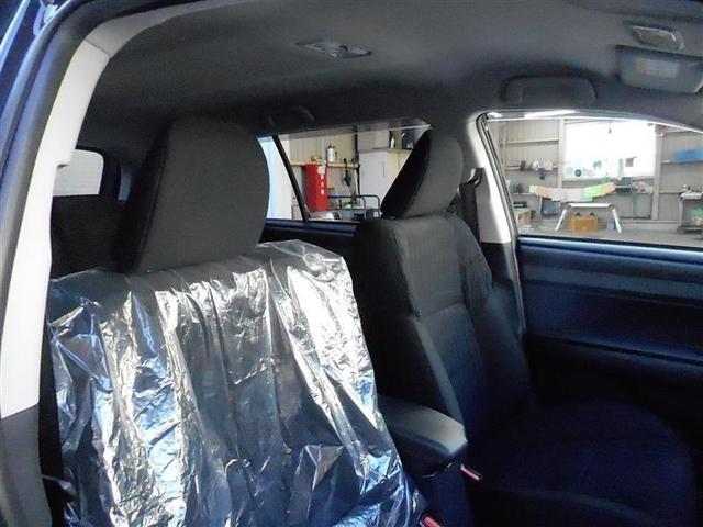 【まるまるくりん】 前席を外して 座席の下まで 徹底洗浄  消臭 除菌まで施工  清潔感 バッチリです。