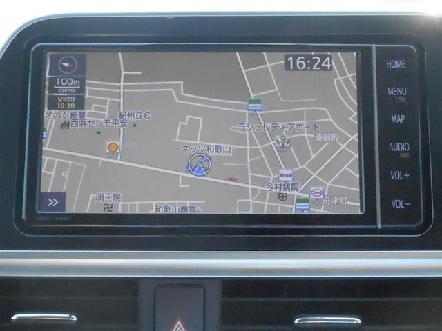 ハイブリッドG クエロ フルセグ メモリーナビ DVD再生 バックカメラ 衝突被害軽減システム ETC 両側電動スライド LEDヘッドランプ ウオークスルー 乗車定員7人 3列シート(2枚目)