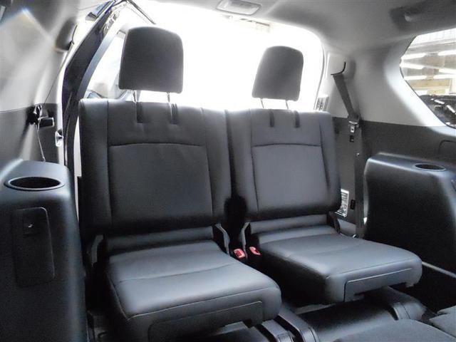 TZ-G 革シート 4WD フルセグ メモリーナビ DVD再生 バックカメラ ETC LEDヘッドランプ 乗車定員7人 3列シート ディーゼル(26枚目)