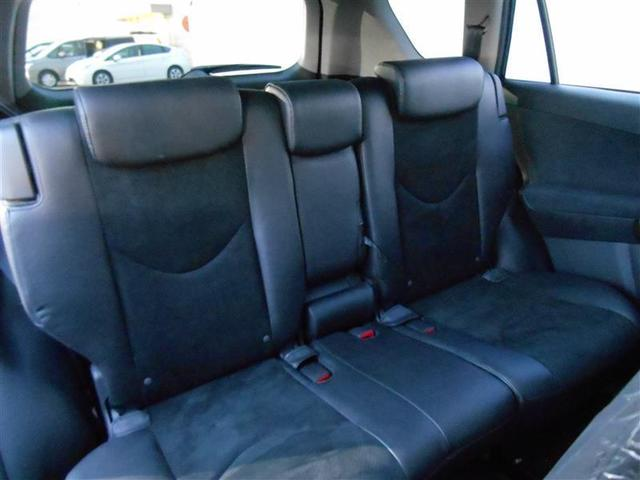 トヨタ ヴァンガード 240S Gパッケージ 4WD HDDナビ