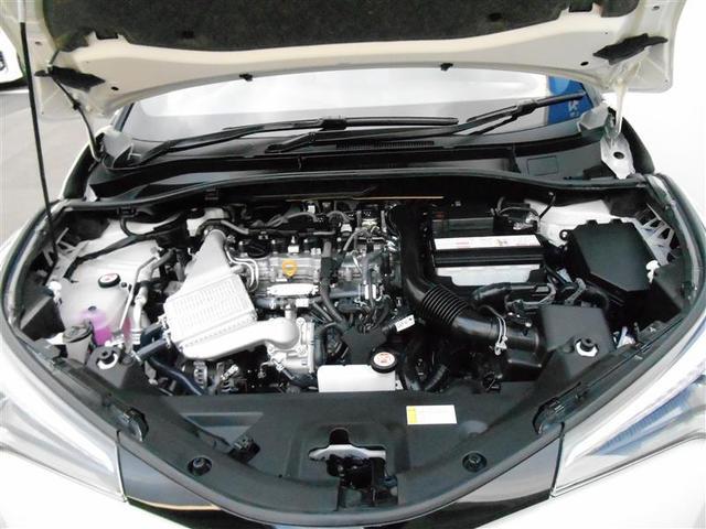 トヨタ C-HR G-T 4WD メモリーナビ