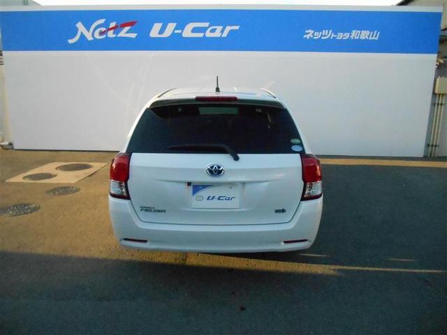 「トヨタ」「カローラフィールダー」「ステーションワゴン」「和歌山県」の中古車9
