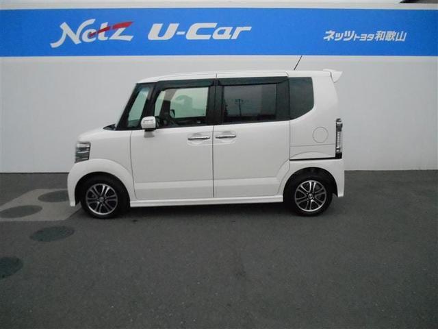 「ホンダ」「N-BOX+カスタム」「コンパクトカー」「和歌山県」の中古車6