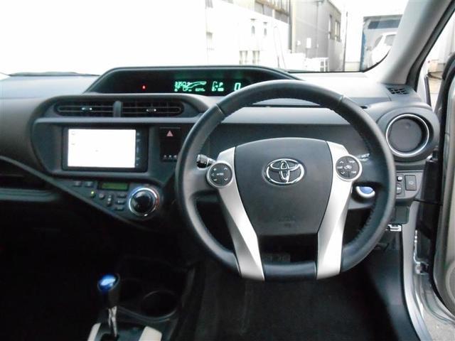 「トヨタ」「アクア」「コンパクトカー」「和歌山県」の中古車5