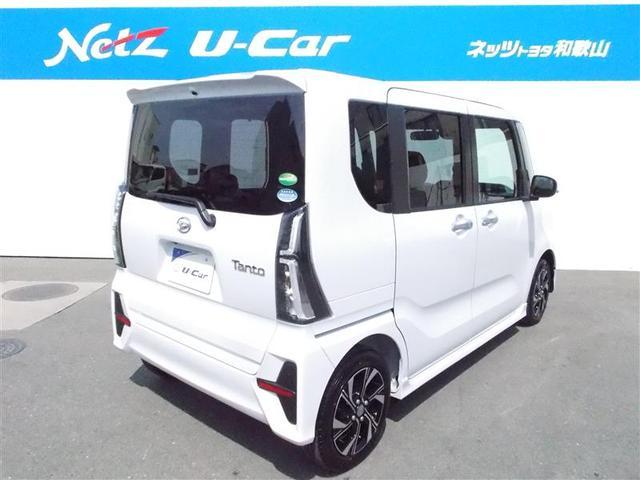 「ダイハツ」「タント」「コンパクトカー」「和歌山県」の中古車9