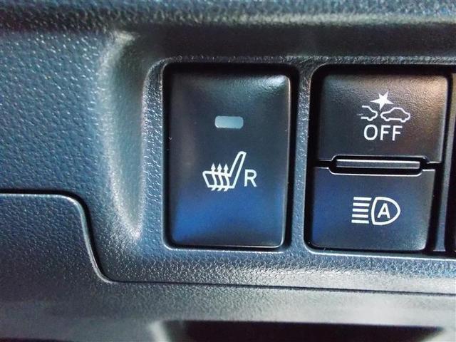 心も体も温めてくれるシートヒーター完備してます!