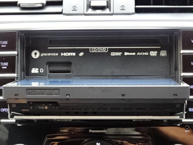 ★純正SDナビゲーション・フルセグTV・CD録音機能・DVD再生機能・Bluetoothオーディオ・バックモニター★