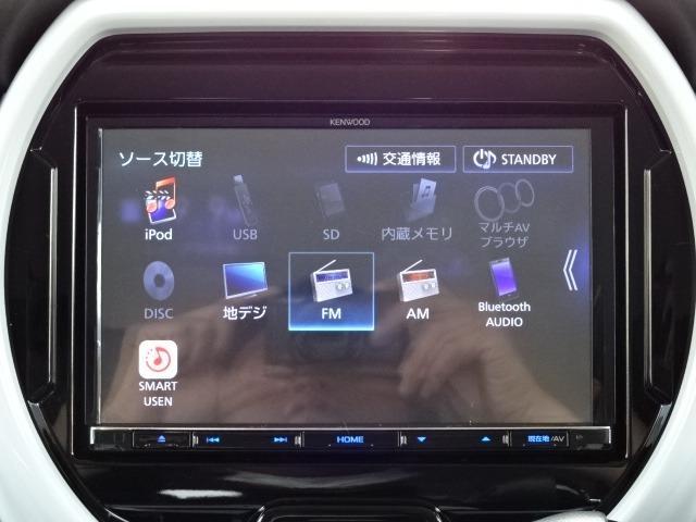 ハイブリッドX 8インチデカナビ フルセグTV CD録音 DVD再生 Bluetoothオーディオ スズキセーフティサポート バックモニター ドライブレコーダー LEDオートライト LEDフォグ(4枚目)