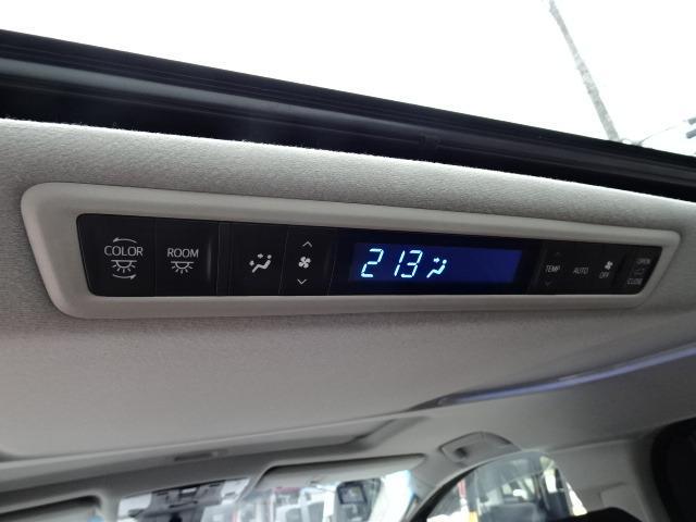 2.5Z Aエディション アルパイン11型メモリービッグナビゲーション フルセグ CD録音 Bluetoothオーディオ バックモニター サンルーフ 追従式オートクルーズ トヨタセーフティセンス 両側電動ドア ETC(34枚目)