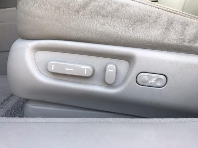 ベースグレード カードキー(2枚) HIDライト フォグライト 純正17インチAW ウィンカーミラー クルーズコントロール オートライト パワーシート ステアリングスイッチ オートAC 革シート(22枚目)