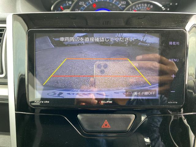 カスタムX SAIII 1オーナー 左側パワスラ SDナビ フルセグTV バックカメラ スマートキー2個 ドライブレコーダー LEDヘッドライト フォグライト シートヒーター 純正14インチAW ステアリングスイッチ(35枚目)