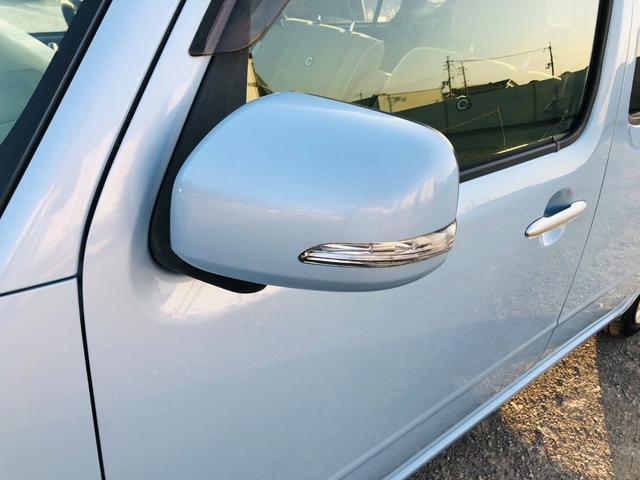 ココアプラスX 4WD スマートキー 純正オーディオ ウィンカーミラー フォグライト オートAC 社外14インチAWスタッドレスタイヤ積み込み(12枚目)