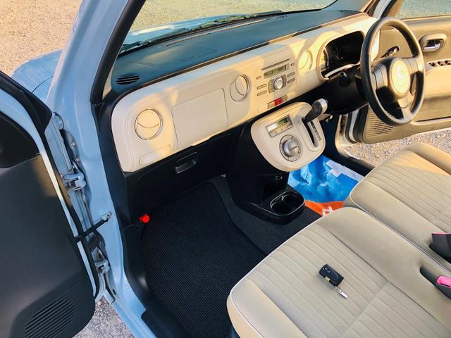 ココアプラスX 4WD スマートキー 純正オーディオ ウィンカーミラー フォグライト オートAC 社外14インチAWスタッドレスタイヤ積み込み(26枚目)