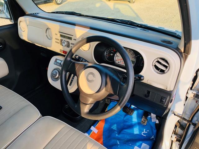 ココアプラスX 4WD スマートキー 純正オーディオ ウィンカーミラー フォグライト オートAC 社外14インチAWスタッドレスタイヤ積み込み(28枚目)