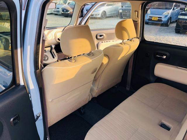 ココアプラスX 4WD スマートキー 純正オーディオ ウィンカーミラー フォグライト オートAC 社外14インチAWスタッドレスタイヤ積み込み(31枚目)