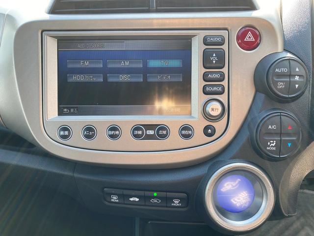 ハイブリッド・10thアニバーサリー スマートキー HDDナビ ワンセグTV バックカメラ ETC クルーズコントロール ヘッドライトレベライザー オートAC ウィンカーミラー(33枚目)