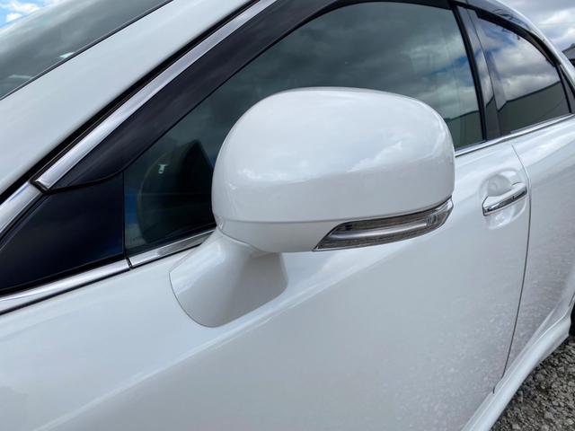2.5アスリート ナビパッケージ スマートキー HDDナビ フルセグTV バックカメラ 車高調 HIDライト フォグライト ウィンカーミラー 社外18インチAW クルーズコントロール パワーシート ETC ステアリングスイッチ(10枚目)
