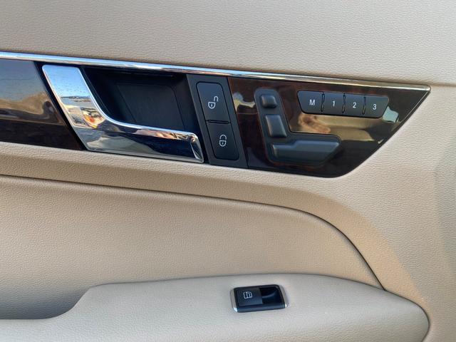 E250 CGIブルーエフィシェンシー スマートキー 革シート メーカーナビ フルセグTV バックカメラ クルーズコントロール ウィンカーミラー 純正17インチAW パワーシート シートメモリー シートヒーター クリアランスソナー ETC(22枚目)