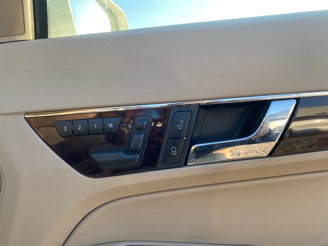 E250 CGIブルーエフィシェンシー スマートキー 革シート メーカーナビ フルセグTV バックカメラ クルーズコントロール ウィンカーミラー 純正17インチAW パワーシート シートメモリー シートヒーター クリアランスソナー ETC(27枚目)