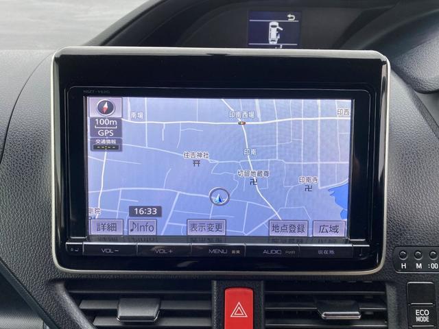 ZS 両側パワスラ SDナビ スマートキー2個 キャプテンシート シートカバー アイドリングストップ 純正16インチAW ステアリングスイッチ フォグライト ETC(35枚目)