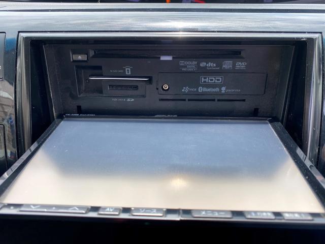 アエラス プレミアムエディション 両側パワスラ ハーフレザーシート スマートキー プッシュスタート クルーズコントロール HIDライト フォグライト 純正18インチAW HDDナビ 地デジTV ETC ウィンカーミラー 電動シート(40枚目)