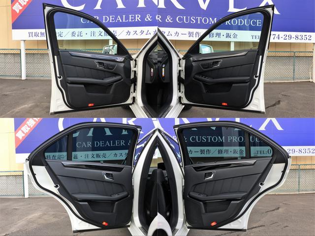 メルセデス・ベンツ M・ベンツ E350 アバンギャルド 純正HDDコマンドナビ 黒レザー