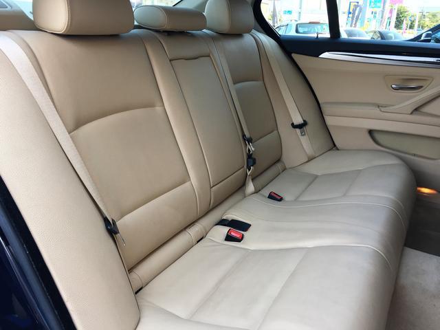 BMW BMW 523i ベージュレザーシート 純正iDriveHDDナビ