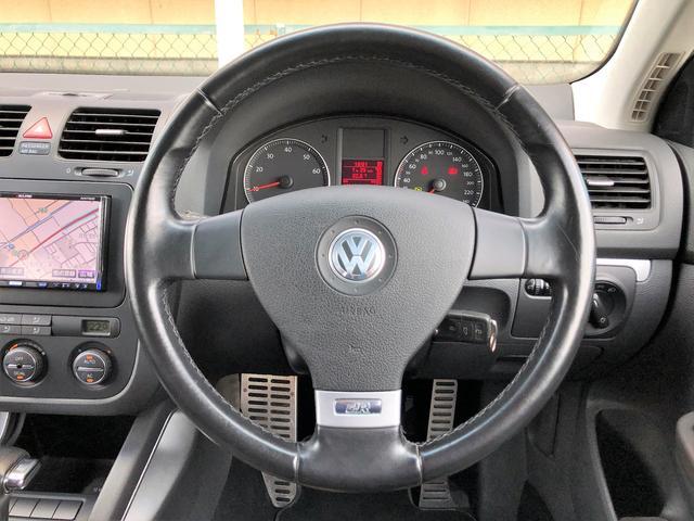 フォルクスワーゲン VW ゴルフヴァリアント TSI コンフォートライン 社外HDDナビ・地デジTV