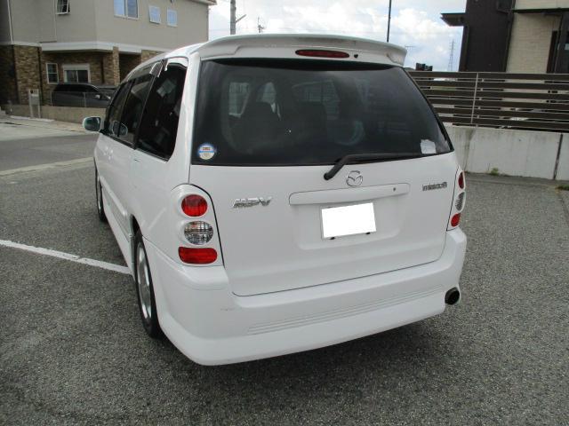 マツダ MPV 車検30年3月
