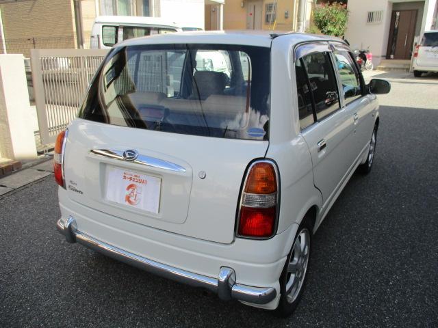 「ダイハツ」「ミラジーノ」「軽自動車」「兵庫県」の中古車4