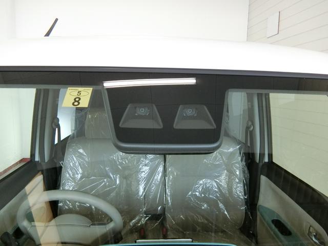 Xメイクアップリミテッド SAIII 衝突被害軽減ブレーキ 横滑り防止装置 オートマチックハイビーム アイドリングストップ 両側電動スライドドア ステアリングスイッチ オートライト ベンチシート パノラマモニター 純正ホイールキャップ(15枚目)