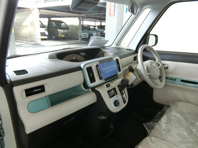 Xメイクアップリミテッド SAIII 衝突被害軽減ブレーキ 横滑り防止装置 オートマチックハイビーム アイドリングストップ 両側電動スライドドア ステアリングスイッチ オートライト ベンチシート パノラマモニター 純正ホイールキャップ(29枚目)