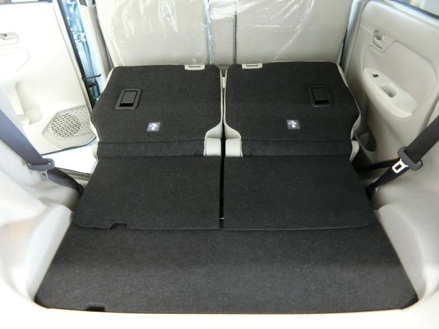 X SAIII 衝突被害軽減ブレーキ 横滑り防止装置 オートマチックハイビーム アイドリングストップ オートライト キーフリーシステム オートエアコン ベンチシート シートヒーター バイザー マット アルミホイール(27枚目)