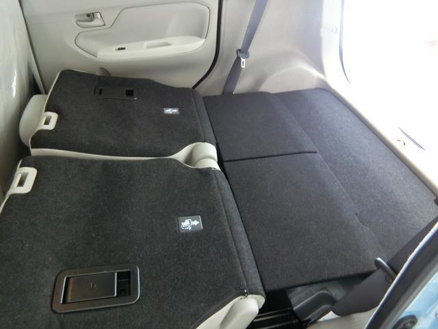 X SAIII 衝突被害軽減ブレーキ 横滑り防止装置 オートマチックハイビーム アイドリングストップ オートライト キーフリーシステム オートエアコン ベンチシート シートヒーター バイザー マット アルミホイール(29枚目)