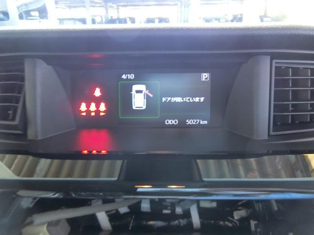 カスタムG リミテッドII SAIII 衝突被害軽減ブレーキ 横滑り防止装置 オートマチックハイビーム アイドリングストップ 両側電動スライドドア ステアリングスイッチ クルーズコントロール オートライト 革巻きハンドル キーフリーシステム(5枚目)