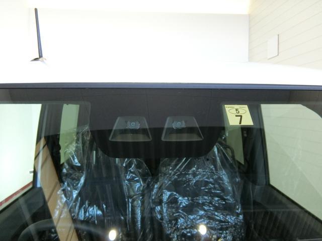 カスタムRSセレクション 衝突被害軽減ブレーキ 横滑り防止装置 オートマチックハイビーム アイドリングストップ 両側電動スライドドア 純正ディスプレイオーディオ パークアシスト クルーズコントロール 革巻きハンドル LED(15枚目)