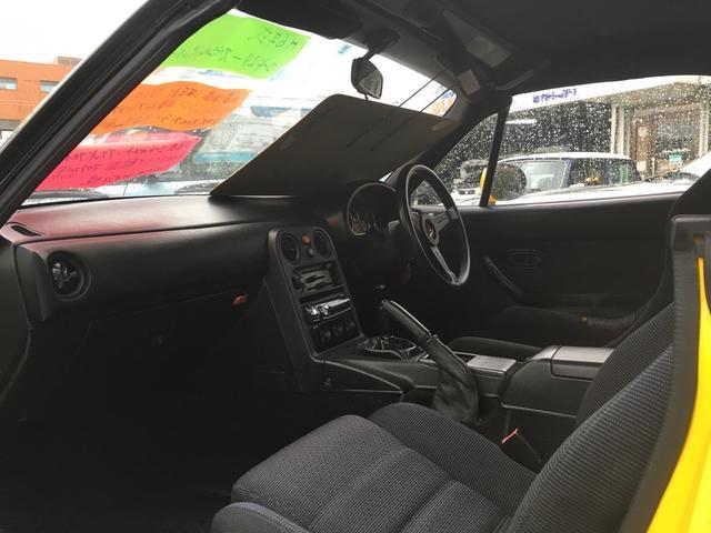 ユーノス ユーノスロードスター スペシャルパッケージ オープンカー ETC ローダウン