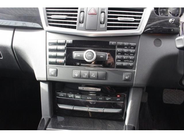 E350 アバンギャルド 本革シート/ナビ/フルセグ/Bluetooth/バックカメラ/インテリキー/オートライト/フロント電動シート/ETC/ステアリングスイッチ/レーダー(21枚目)