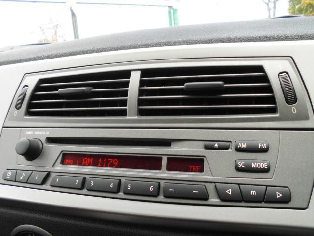 BGMは必要ないですがCD、FM AM RADIO使用可能となっております