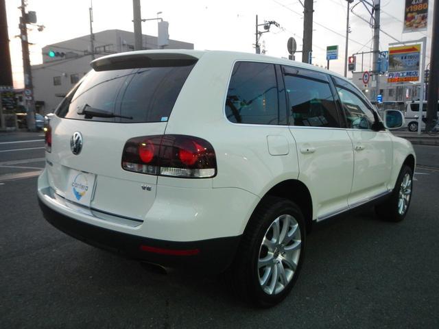 「フォルクスワーゲン」「VW トゥアレグ」「SUV・クロカン」「大阪府」の中古車7