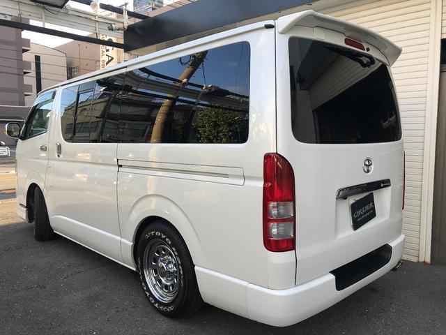 ロングスーパーGL 10人乗りカスタム5ナンバー乗用車(5枚目)