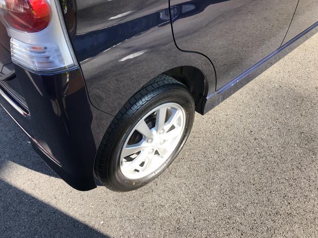 ダイハツ タント カスタムX スマートキー HID ベンチシート衝突安全ボディ