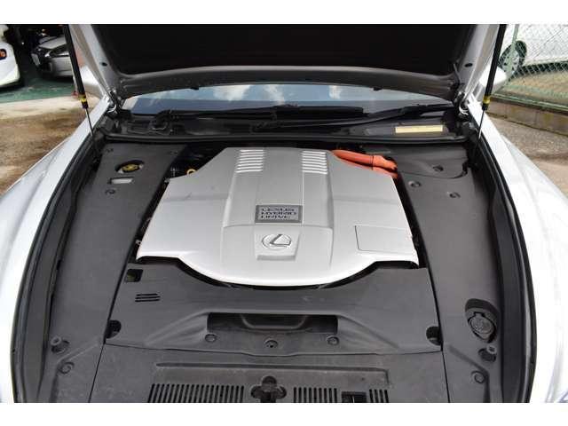 LS600h バージョンC Iパッケージ 4WD エアロ(17枚目)
