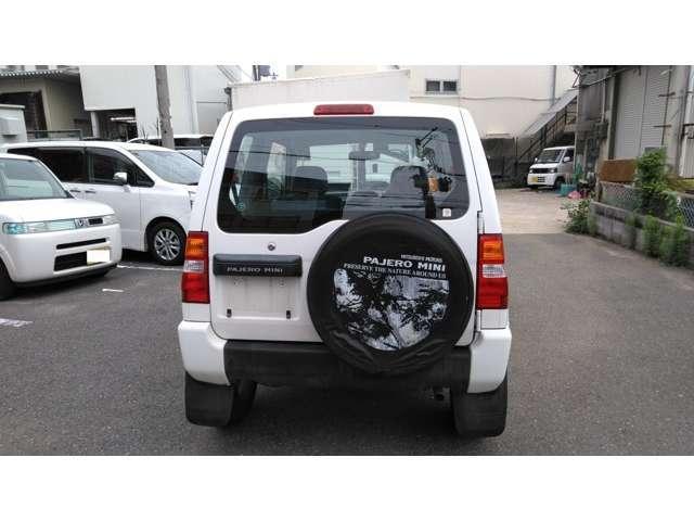 X 背面タイヤ 2WD スタッドレス PS PW 社外アルミ(6枚目)
