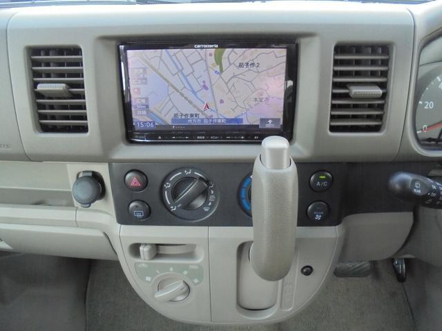 車いす移動車 補助席付 電動固定 社外メモリーナビ(14枚目)