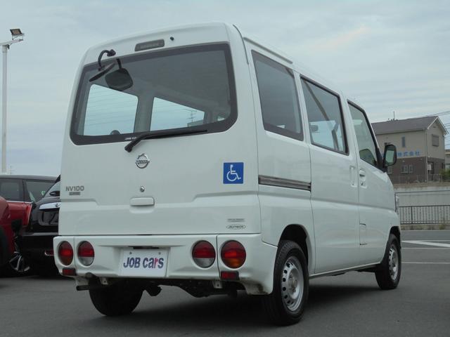 DX 車いす一基乗車 補助席付パワーウインドウ(2枚目)