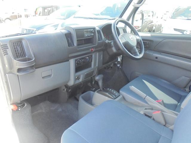 DX 車いす一基乗車 補助席付パワーウインドウ(6枚目)