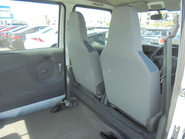 DX 車いす一基乗車 補助席付パワーウインドウ(12枚目)