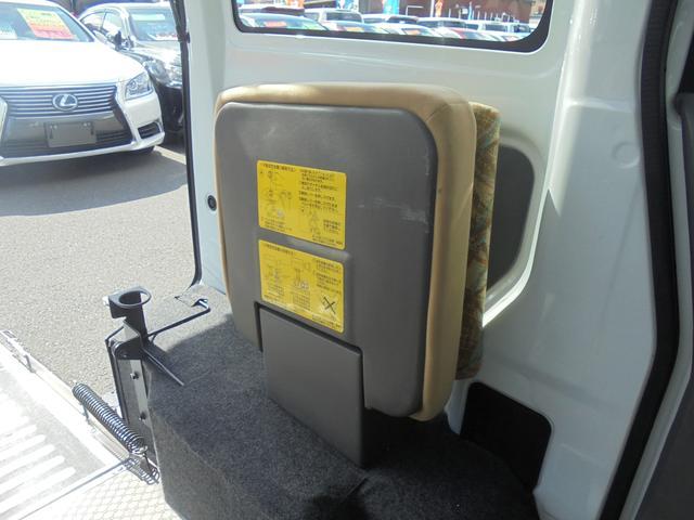 DX 車いす一基乗車 補助席付パワーウインドウ(15枚目)
